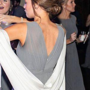 Jenny Yoo Bridesmaid Dress: Vivienne; DenmarkBlue
